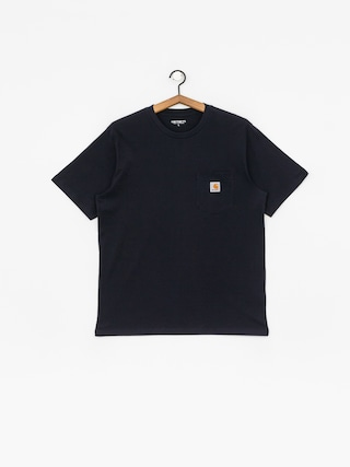 T-shirt Carhartt WIP Pocket (dark navy)