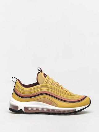 Buty Nike Air Max 97 Wmn (wheat gold/terra blush burgundy crush)
