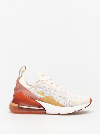 Buty Nike Air Max 270 Wmn (light cream/metallic gold terra blush)