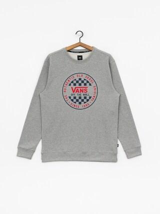 Bluza Vans Og Checker (cement heather)