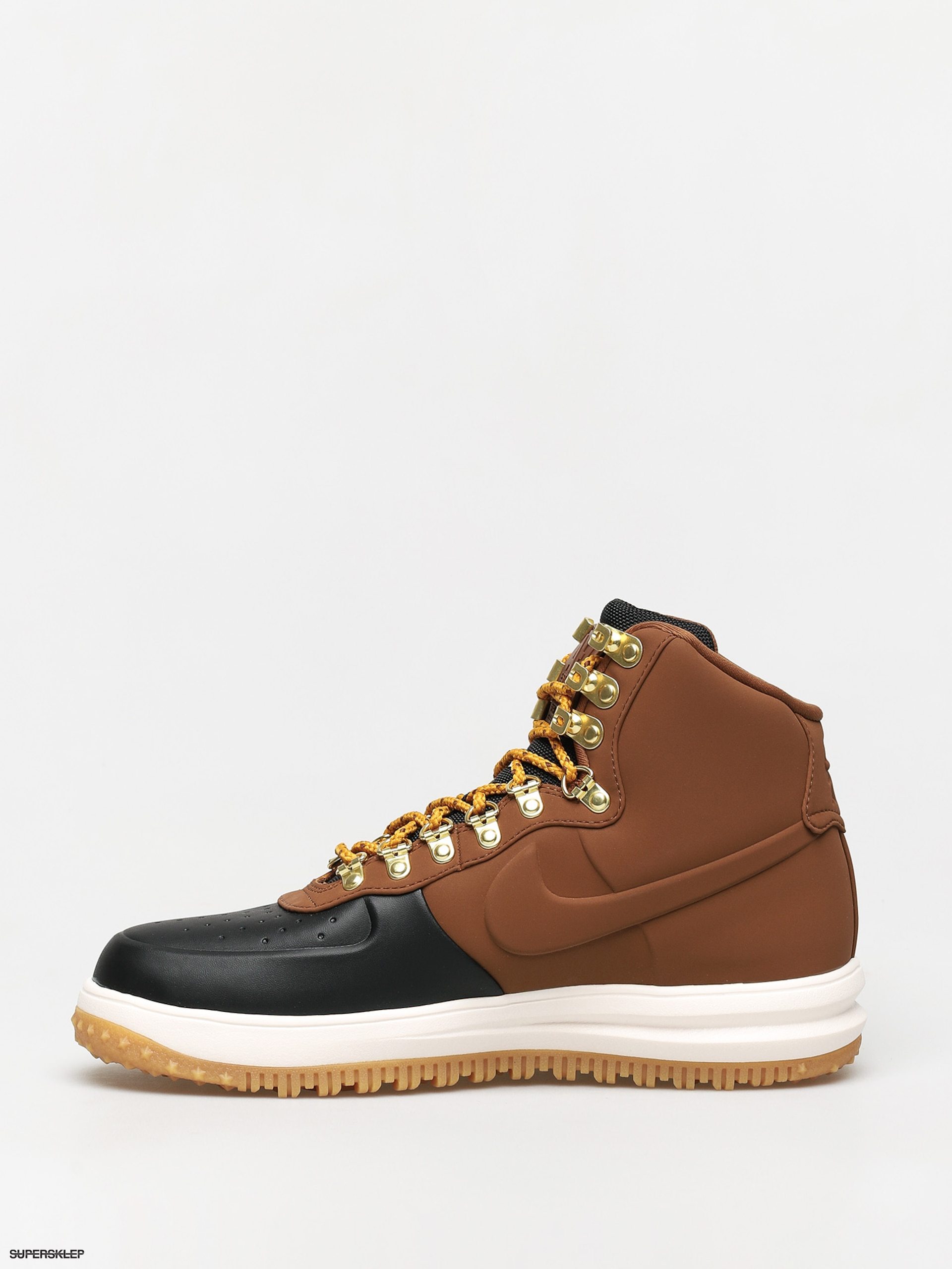 Buty Nike Lunar Force 1 18 (blacklt british tan phantom)