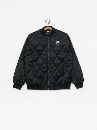 Kurtka Nike Air Syn Fill Jkt Satn Wmn (black/black/white)