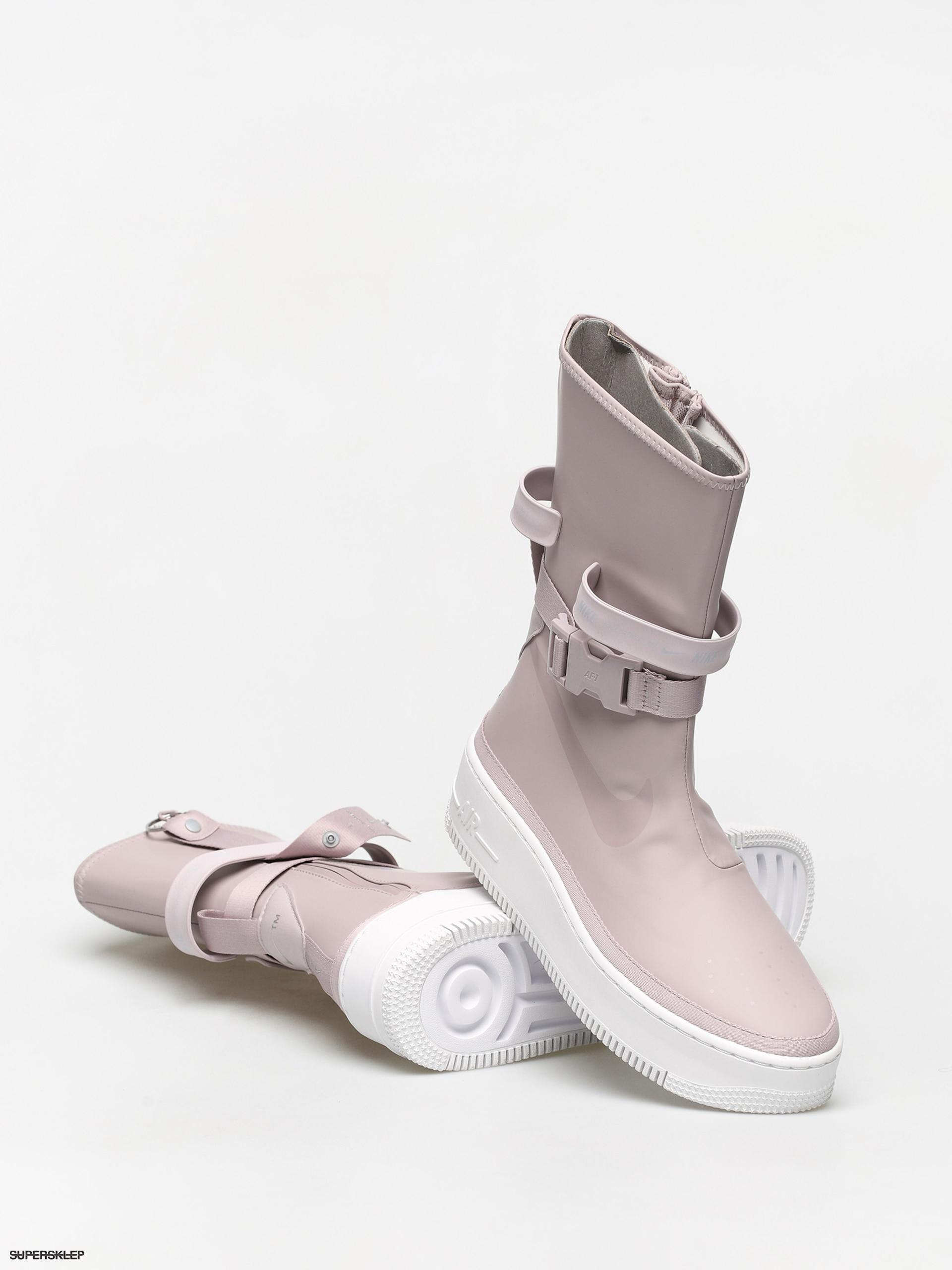 Nike Buty damskie Air Force 1 Sage High Fiolet AQ2771 500