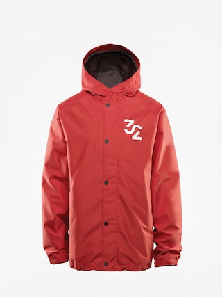 Kurtka snowboardowa ThirtyTwo League Youth (red)