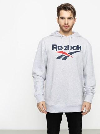 Bluza z kapturem Reebok Cl F Vector HD (lgreyh)