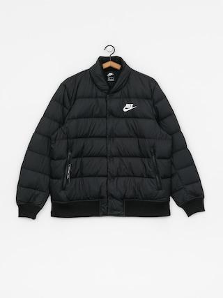 Kurtka Nike Dwn Fill Bombr (black/black/white)