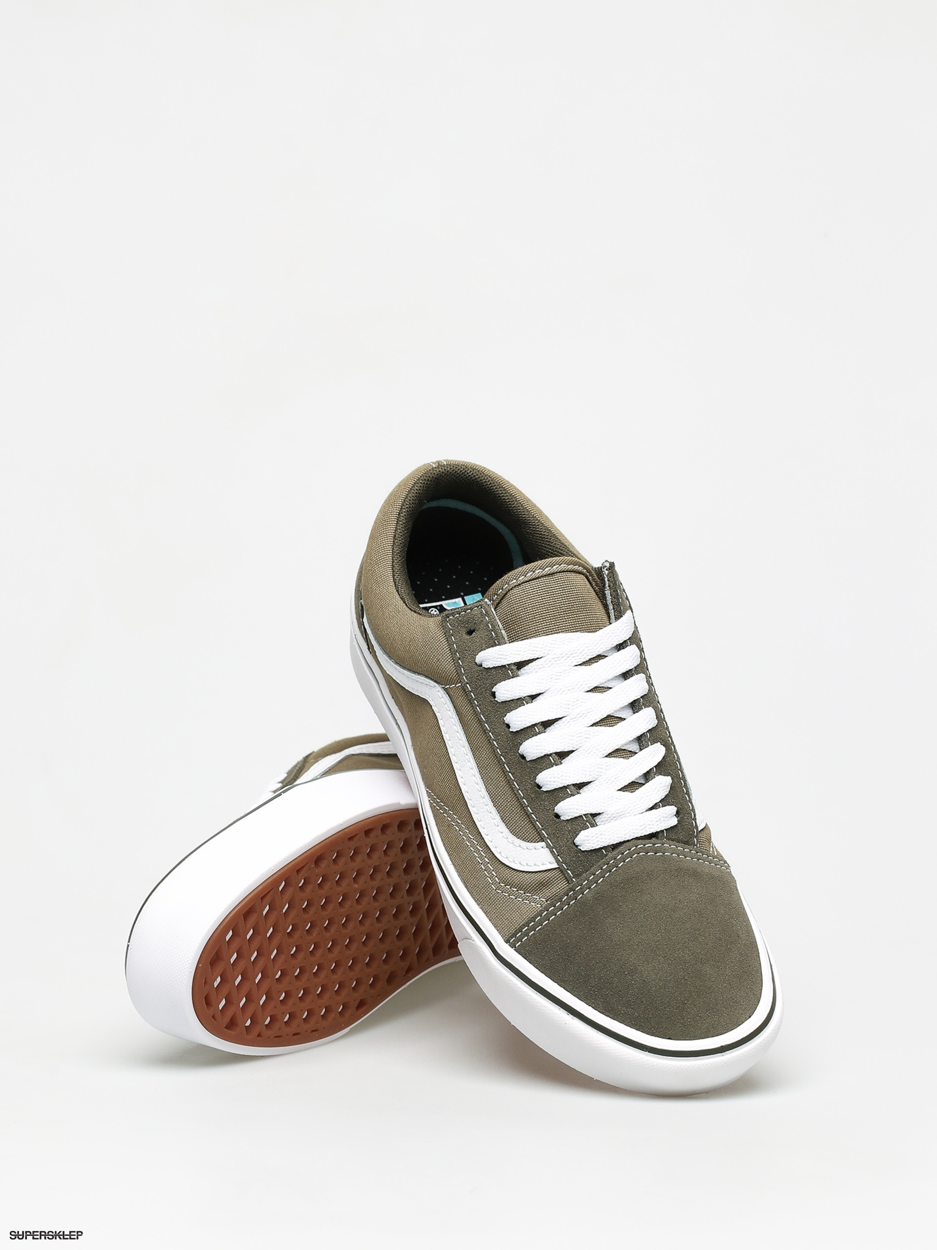 Buty Vans Comfycush Old Skool (suedetex)