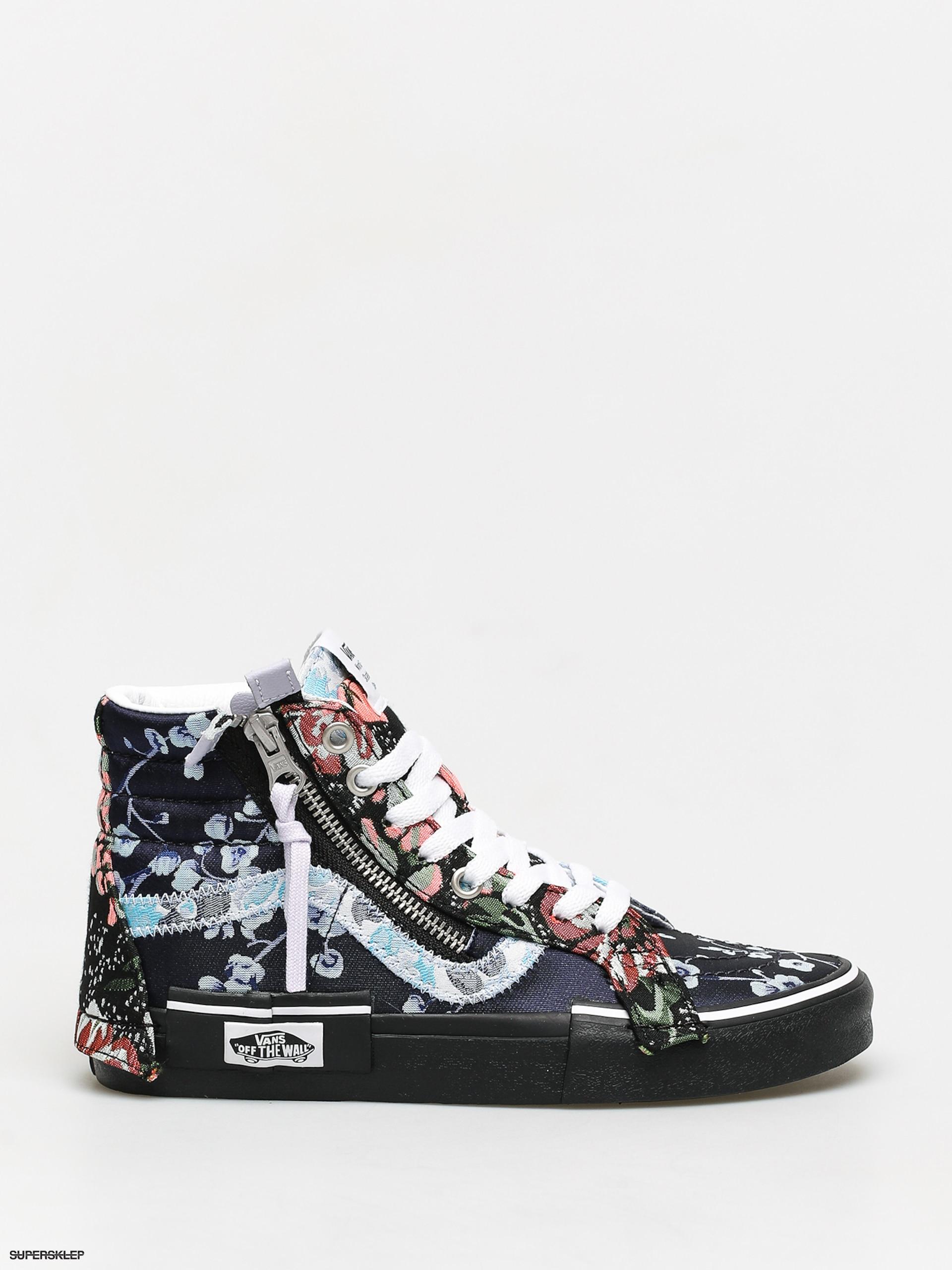 Buty Vans Sk8 Hi Reissue Cap (florals)