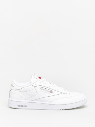 Buty Reebok Club C 85 (white/sheer grey)