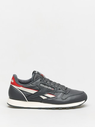 Buty Reebok Cl Leather Mu (trugr7/chalk/radred)