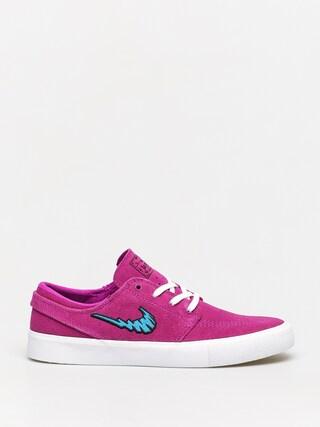 Buty Nike SB Zoom Janoski Rm (vivid purple/laser blue black)