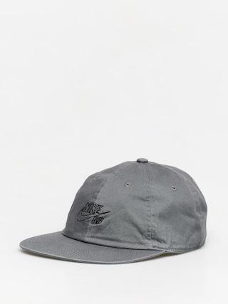 Czapka z daszkiem Nike SB Heritage86 (dark grey/black)