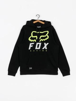 Bluza z kapturem Fox Heritage Forger HD (blk/gry)