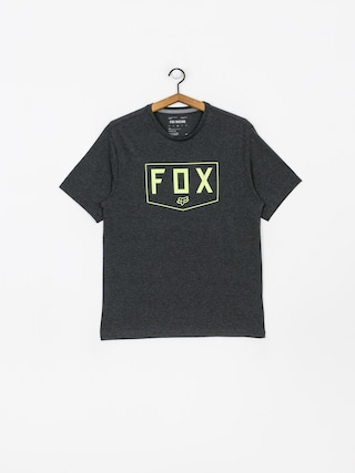 T-shirt Fox Shield Tech (htr blk)