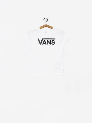 T-shirt Vans Flying V Wmn (white)