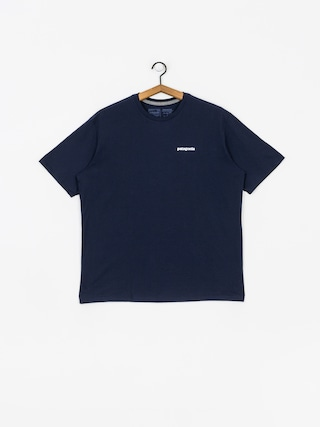 T-shirt Patagonia Logo Responsibili (classic navy)