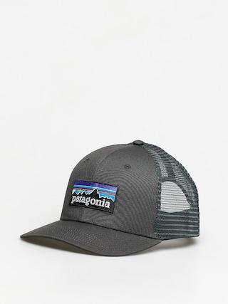 Czapka z daszkiem Patagonia P6 Logo Trucker ZD (forge grey)