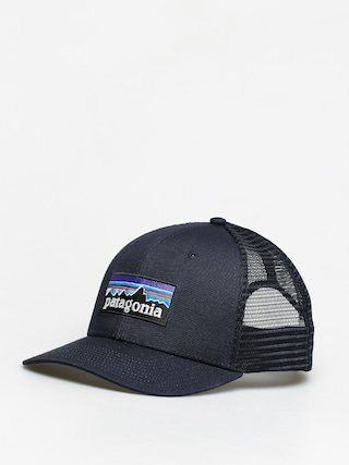 Czapka z daszkiem Patagonia P6 Logo Trucker ZD (navy blue)