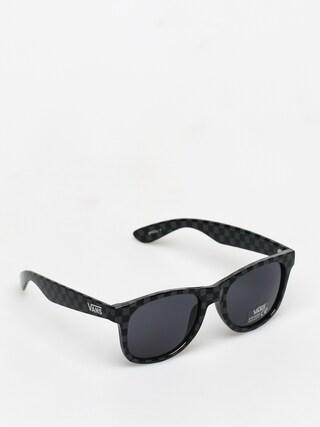 Okulary przeciwsu0142oneczne Vans Spicoli 4 (black/charcoal checkerbrd)