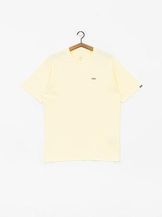 T-shirt Vans Left Chest Logo (double cream)