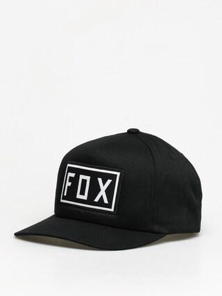 Czapka z daszkiem Fox Drive Train ZD (blk)