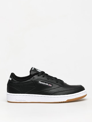 Buty Reebok Club C 85 (black/white/gum)