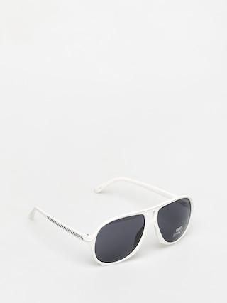 Okulary przeciwsłoneczne Vans Seek (white)