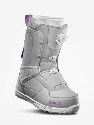 Buty snowboardowe ThirtyTwo Shifty Boa Wmn (grey/purple)