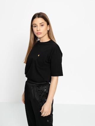 T-shirt Carhartt WIP Chasy Wmn (black/gold)