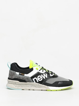 Buty New Balance 997 (black/yellow)