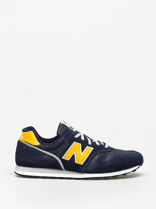 Buty New Balance 373 (navy/yellow)