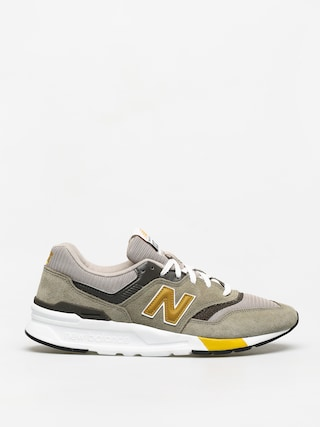 Buty New Balance 997 (green/gold)