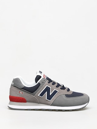 Buty New Balance 574 (grey/navy)