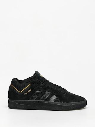 Buty adidas Tyshawn (cblack/cblack/goldmt)