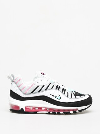 Buty Nike Air Max 98 Wmn (pure platinum/aurora green black)