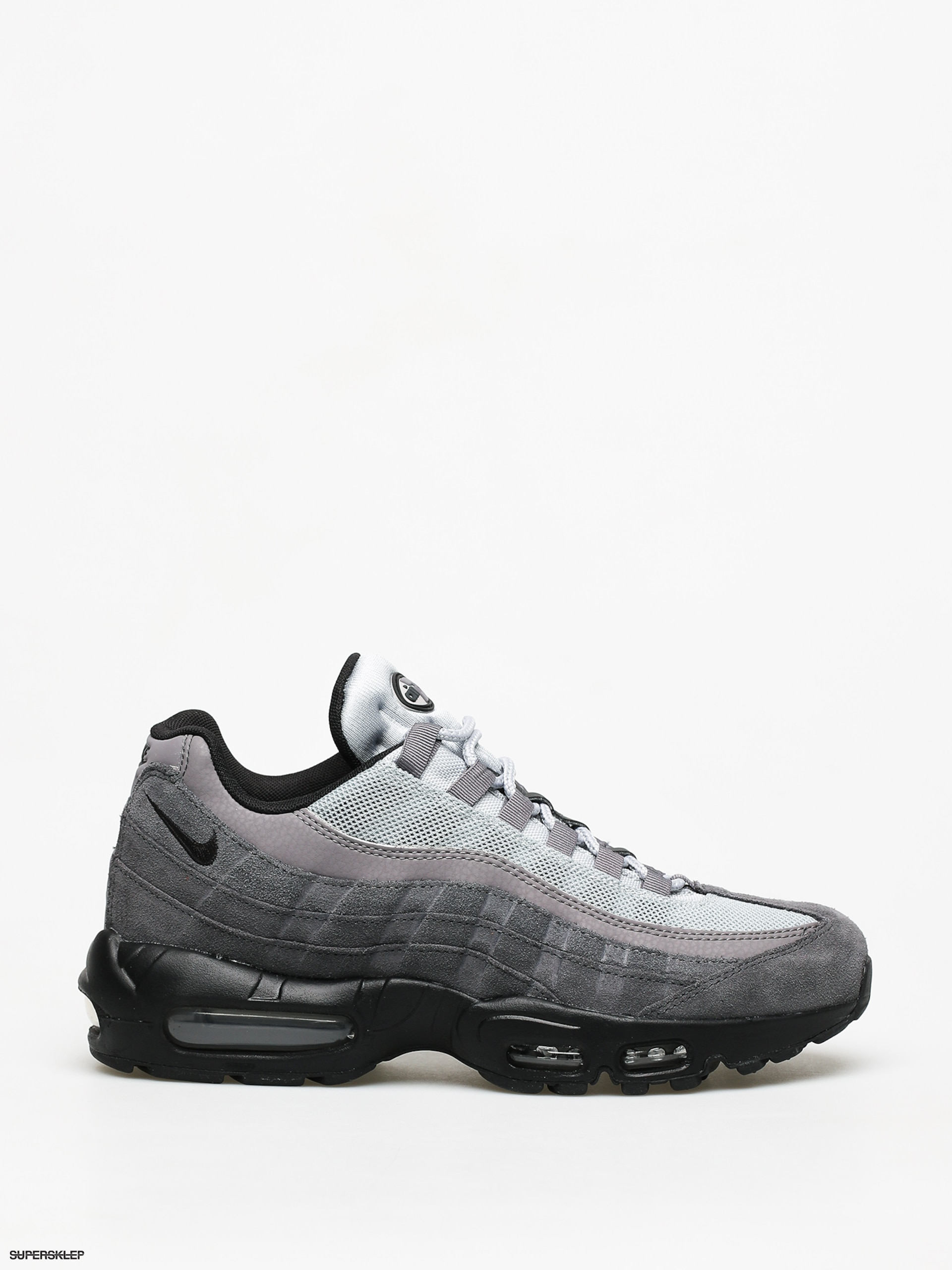 Nike Air Max 95 Essential – BlackCool Grey Anthracite