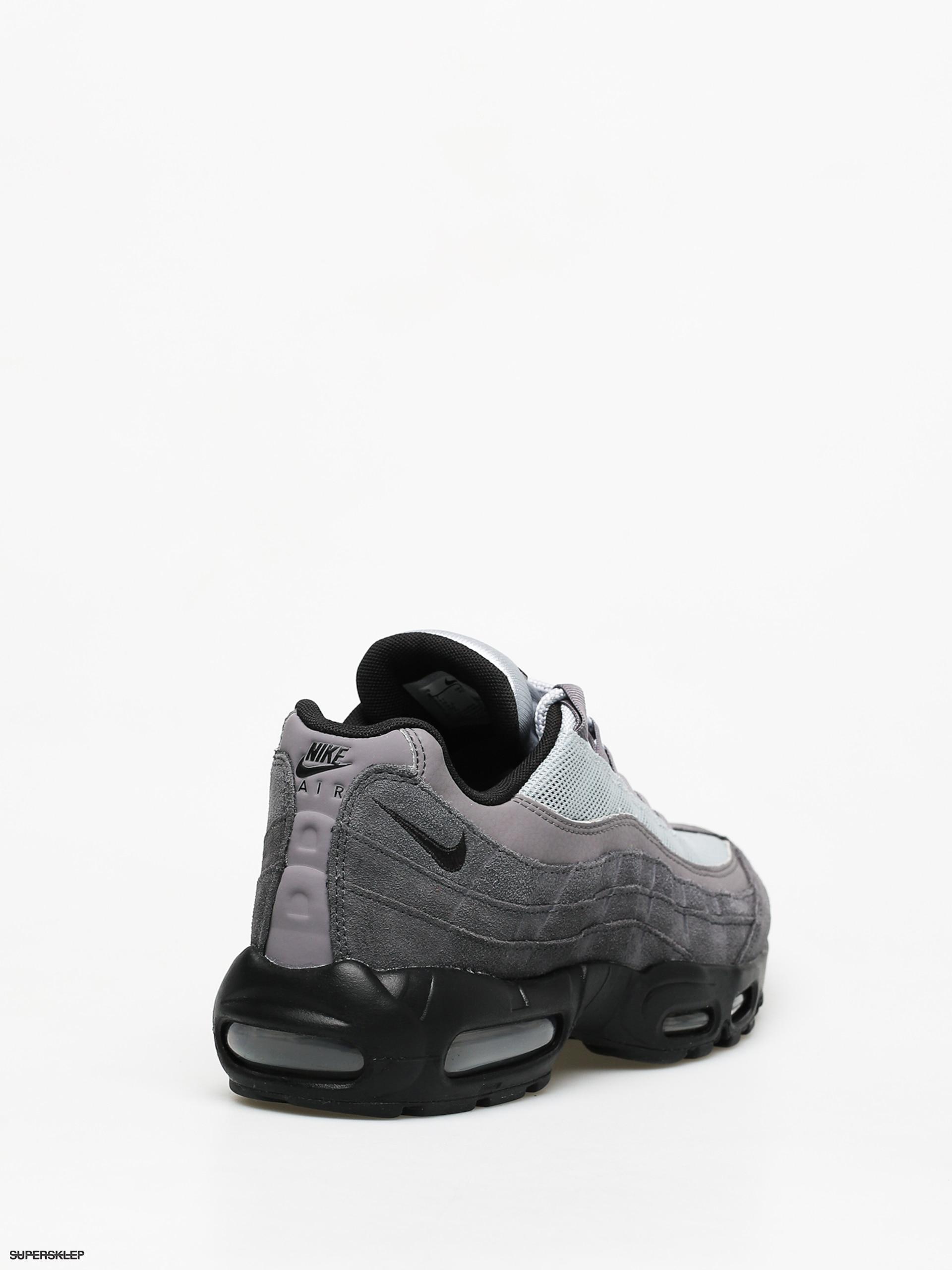 Buty Nike Air Max 90 Essential (blackblack wolf grey anthracite)