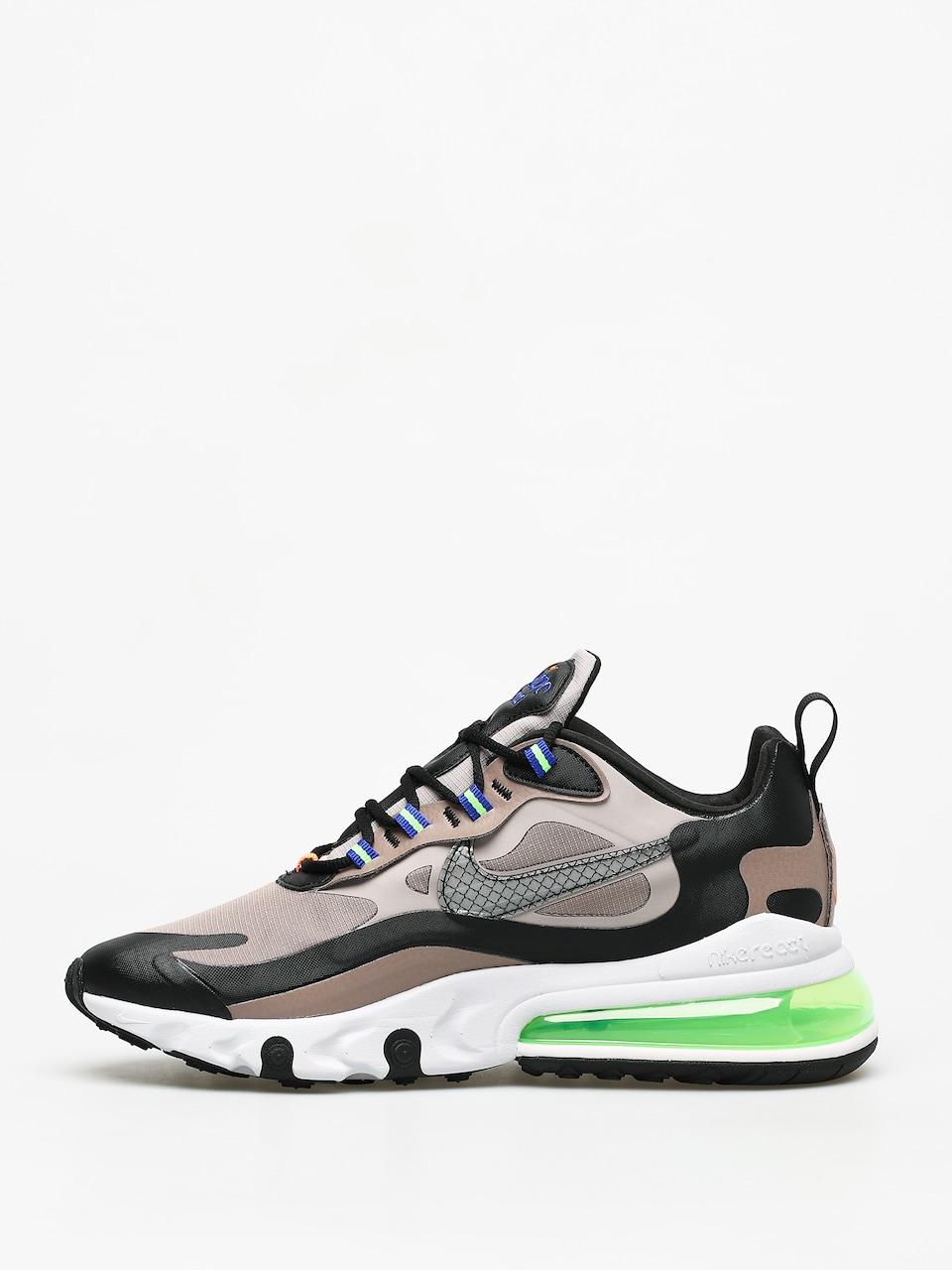 Buty Nike Air Max 270 React Wtr (sepia stoneblack moon particle)