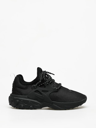 Buty Nike React Presto (black/black electric green white)