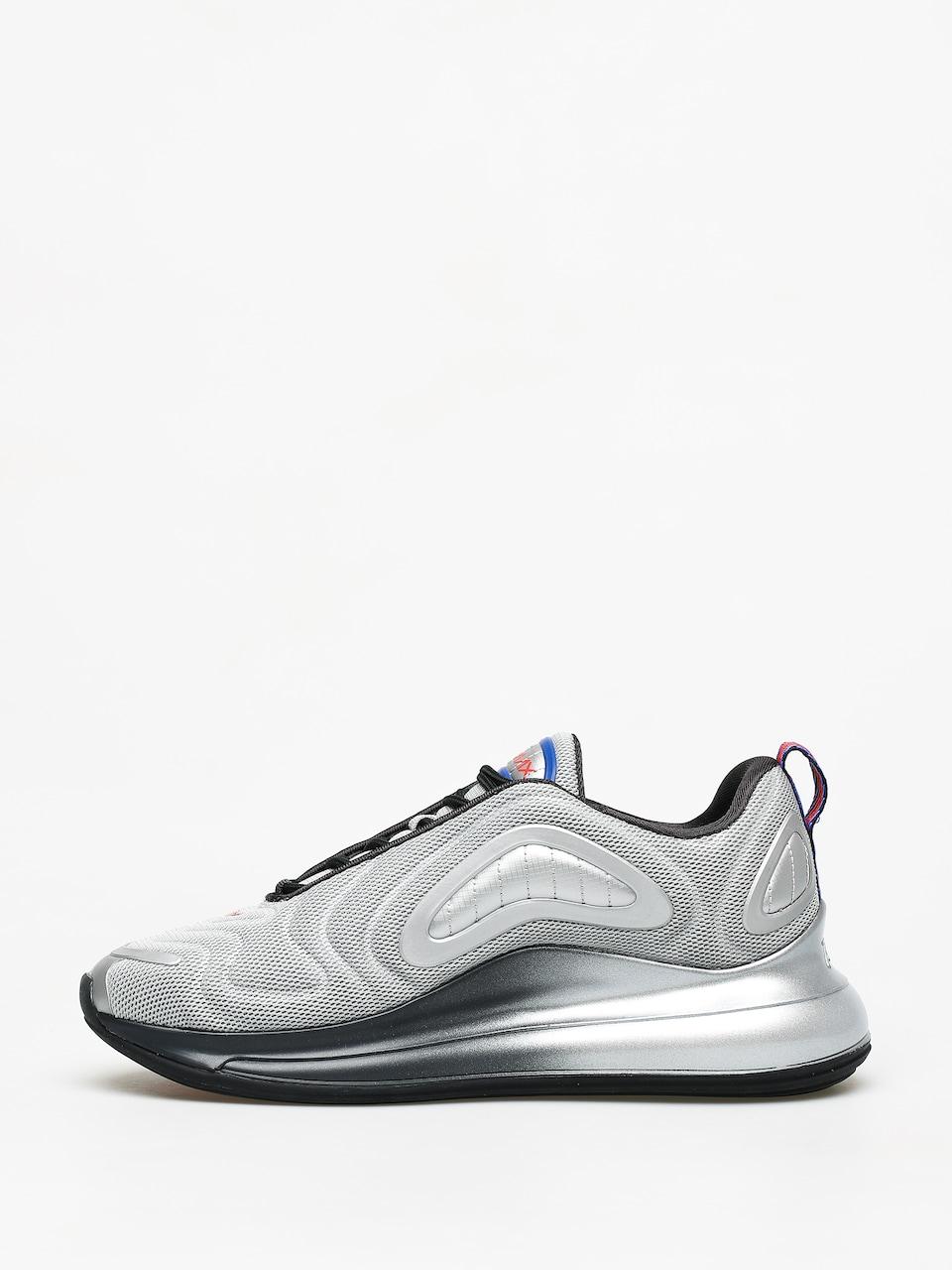 Buty Nike Air Max 720 (metallic silveroff noir cosmic clay)