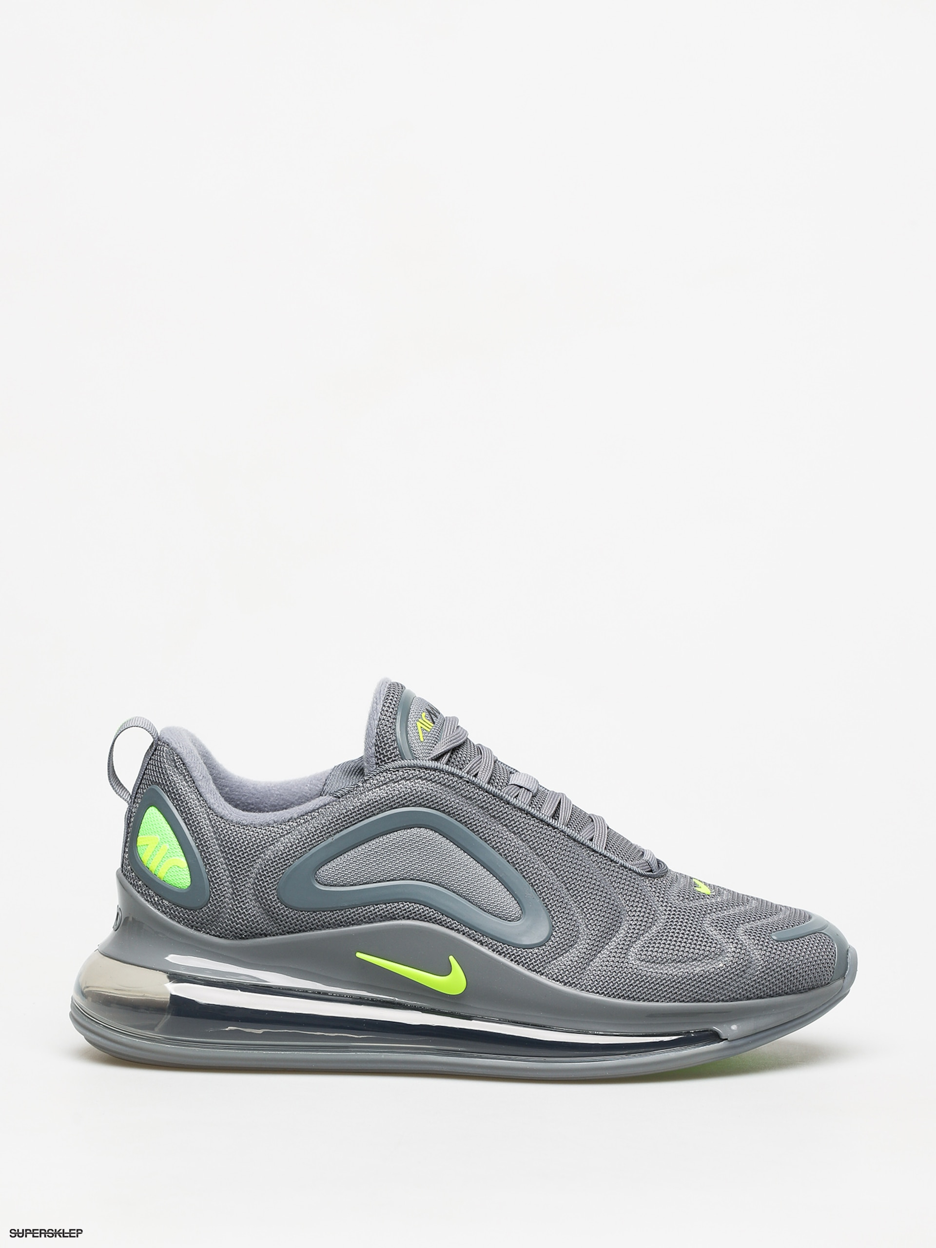 Buty Nike Air Max 270 Bowfin (anthracitemetallic silver cool grey)