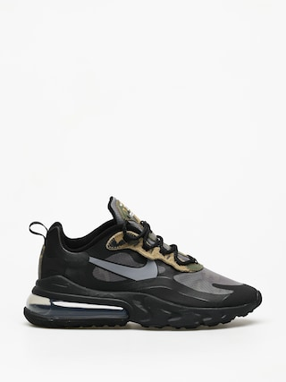 Buty Nike Air Max 270 React (black/white anthracite)