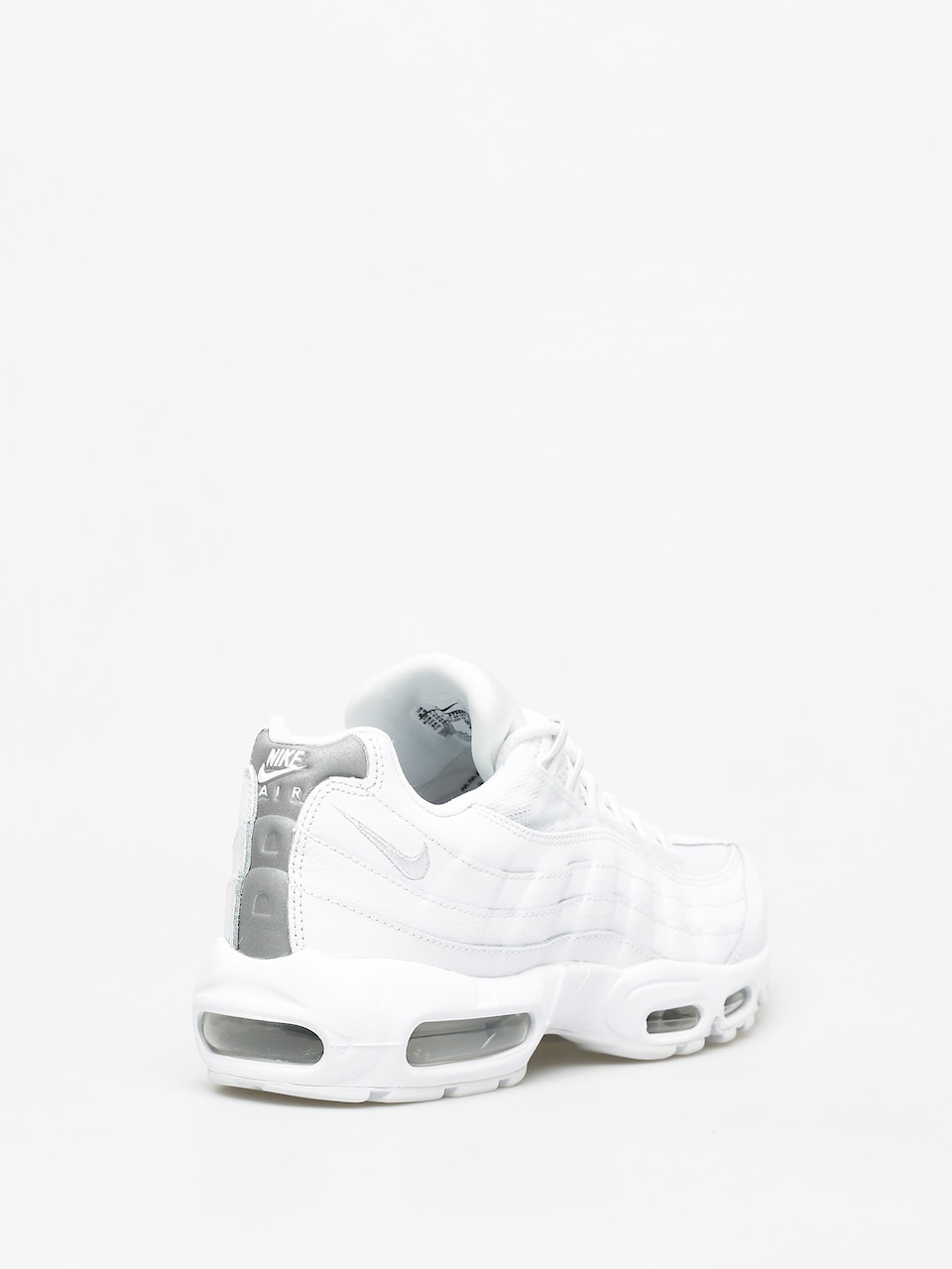 Buty Nike Air Max 95 Essential (whitewhite pure platinum reflect silver)