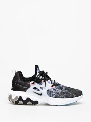 Buty Nike React Presto (black/black white university blue)