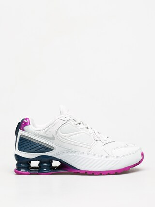 Buty Nike Shox Enigma Wmn (photon dust/reflect silver valerian blue)