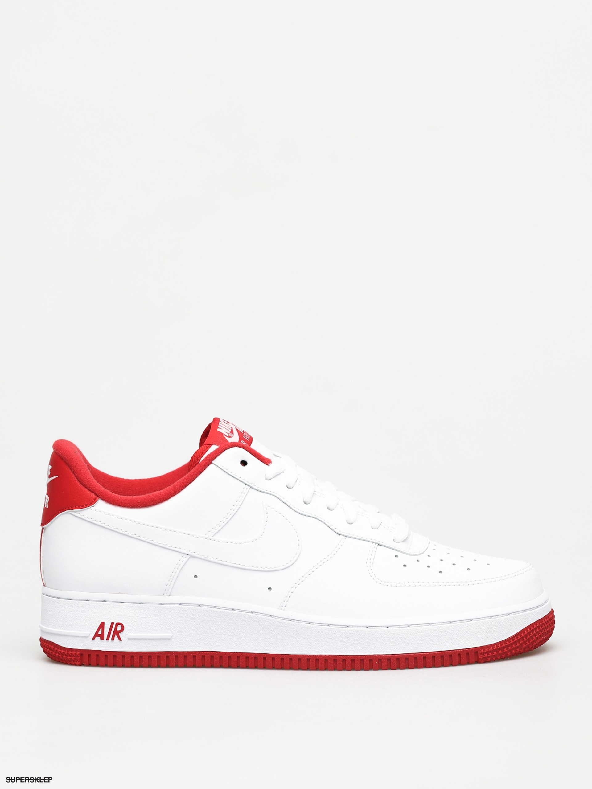 Nike Air Force 1 Low '07 LV8 Red AJ7747 600, r. 41