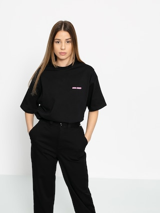 T-shirt Local Heroes Logo Print Wmn (black)