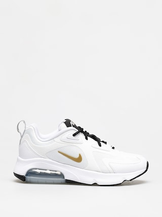 Buty Nike Air Max 200 Wmn (white/metallic gold black)
