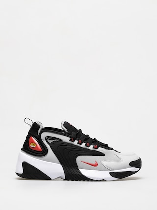 Buty Nike Zoom 2K (black/track red grey fog white)