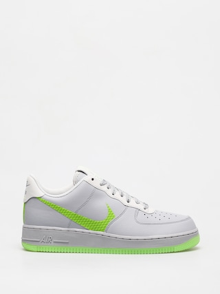 Buty Nike Air Force 1 07 Lv8 (wolf grey/ghost green photon dust black)